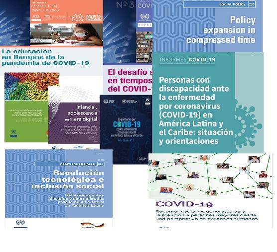 Publicaciones de la CEPAL: Selección temática sobre Desarrollo social
