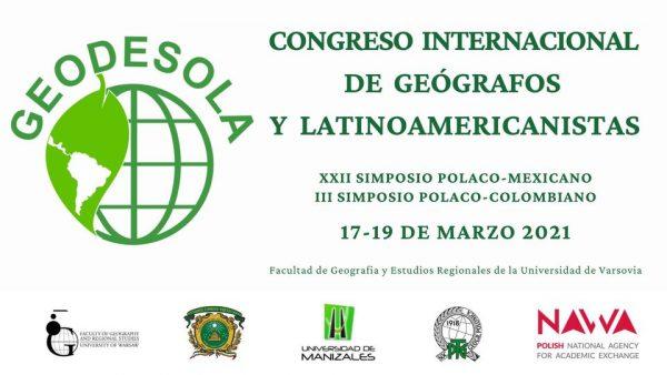 Convocatoria Nueva - Congreso Internacional de Geógrafos y Latinoamericanistas