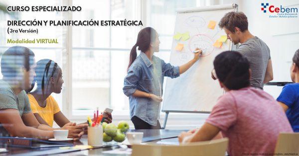 Curso Especializado: Dirección y Planificación Estratégica (3ra Versión)