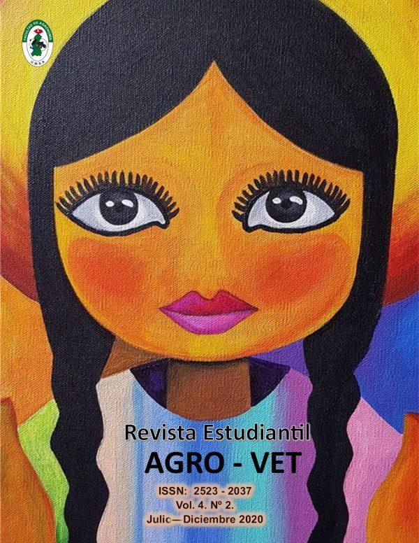 Revista Estudiantil AGRO-VET 4(2). Jul-Dic. 2020.