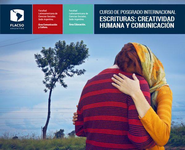 Posgrado Escrituras: Creatividad Humana y Comunicación