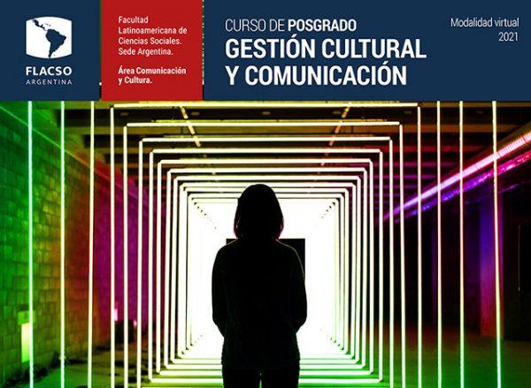 Posgrados en Comunicación y Cultura 2021