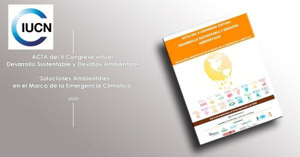 Nota sobre el II Congreso Virtual en UICN