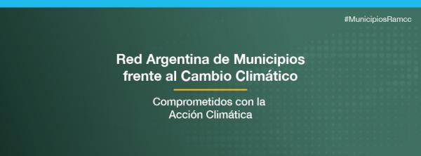 Municipios RAMCC avanzan en la concreción de acciones para hacer frente al cambio climático.
