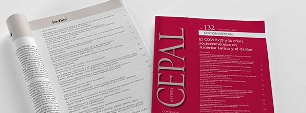 Revista CEPAL Nº 132. Edición especial COVID-19