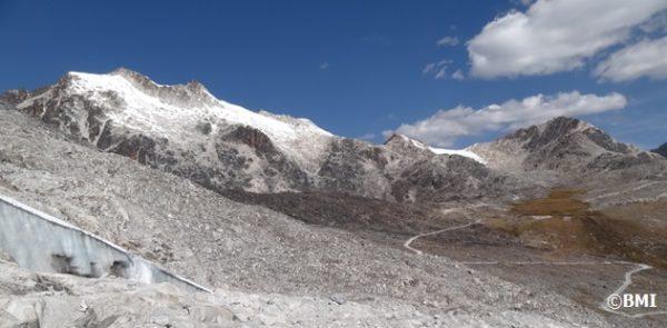 Adaptación al cambio climático en los Andes