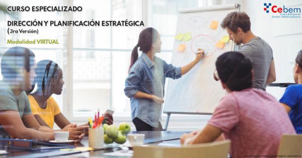 Curso Virtual: Dirección y Planificación Estratégica (4ta Versión)