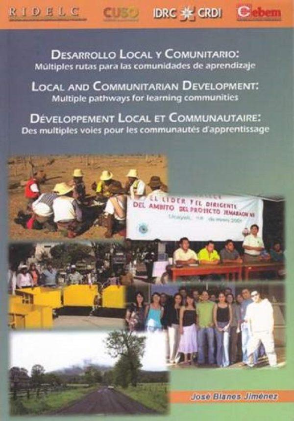 Desarrollo Local y Comunitario - Múltiples rutas para las comunidades de aprendizaje